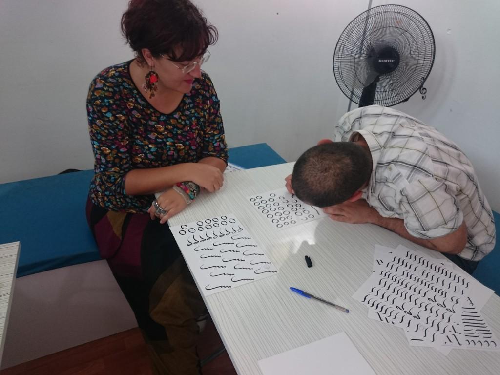 izmirde kaligrafi kursu